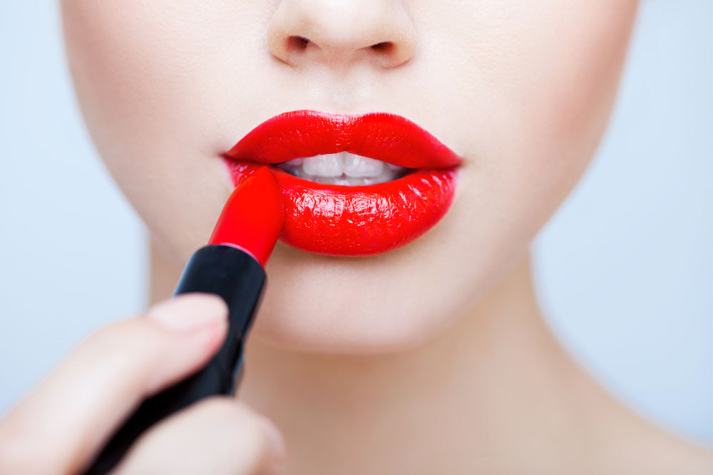 How to find the perfect red lipstick