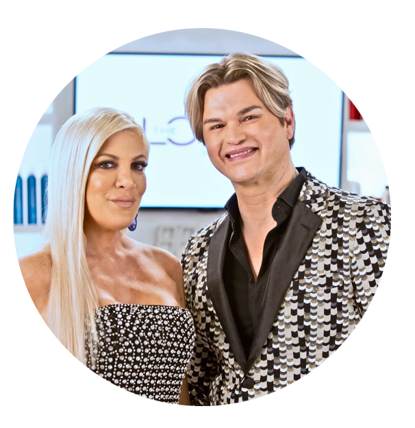 Perfect365 Announces Collaboration With THE LOOK ALL STARS TV Show Hosted by Tori Spelling & Kim Vo