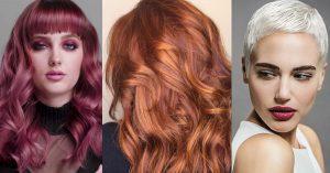 Fall Hair Color 2018