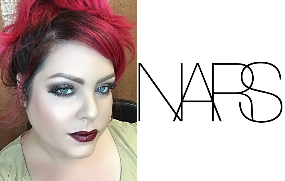 NARS Cosmetics Rockin' Winter makeup tutorial