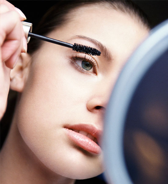 Six mistakes you may be making with your mascara