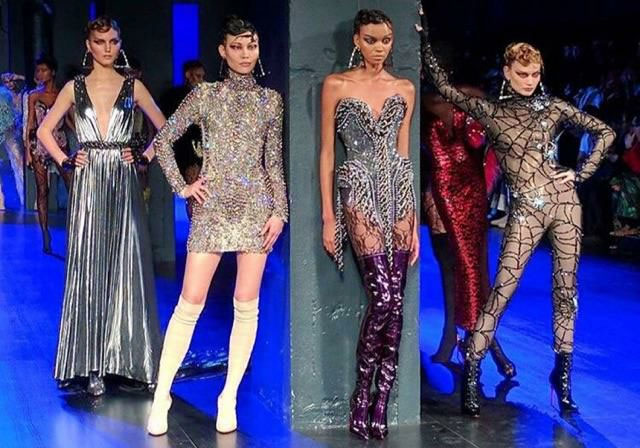 The Blonds NYFW 2017 runway show
