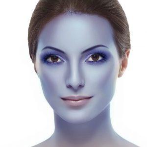 Kabuki Halloween Makeup Looks