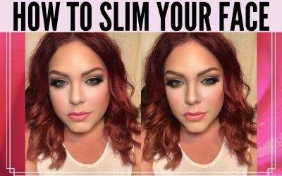 How to slim your face in Perfect365