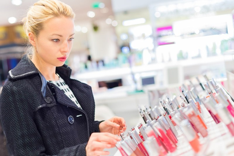 Survey results show less beauty consumers will try makeup testers