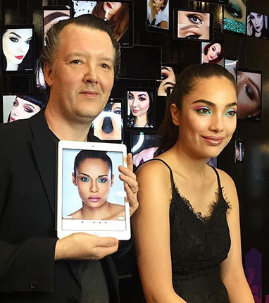 Perfect365, Inc. Partners with Celebrity Makeup Artist, Kabuki, to Lead Digital Beauty Evolution