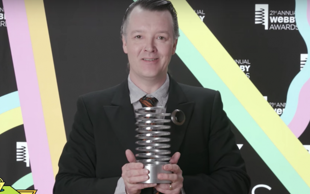 Perfect365 wins the 2017 People's Choice Webby Award for