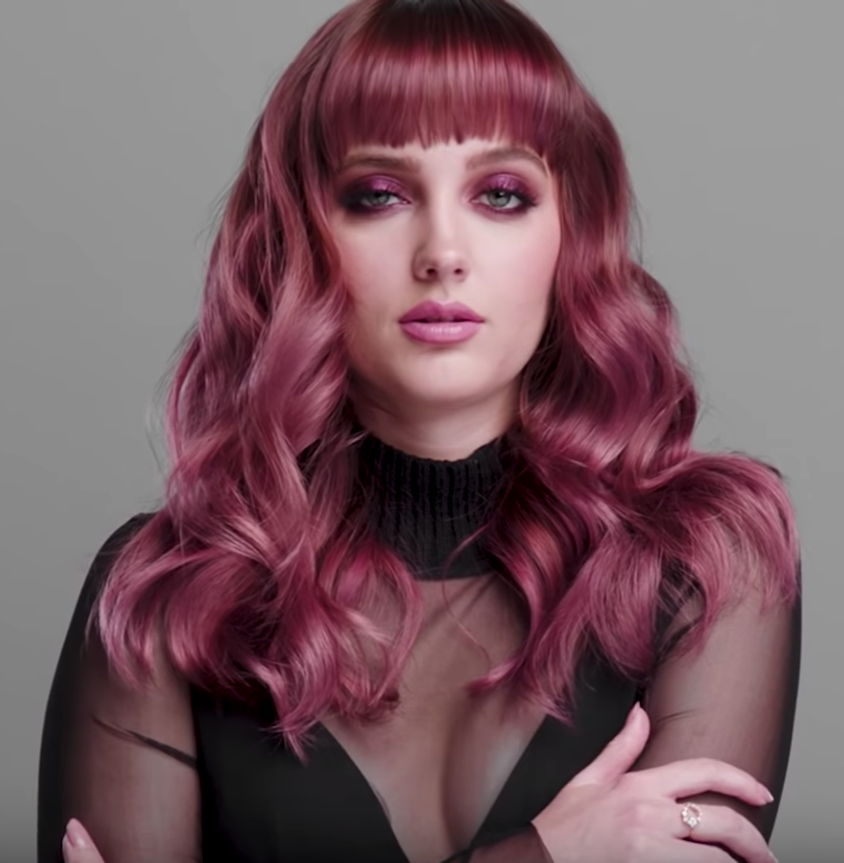 Guy Tang Naked Blush Hair Color