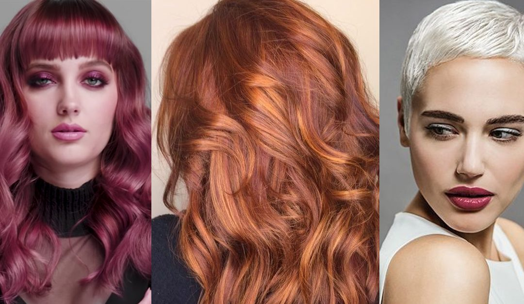 The hottest hair color trends for fall 2018
