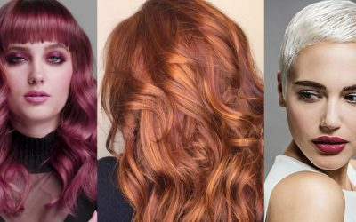 Fall Hair Color 2018