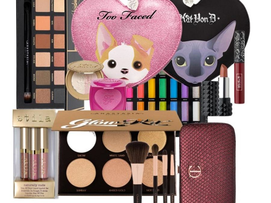 6 Holiday Beauty Launches We're Begging Santa For