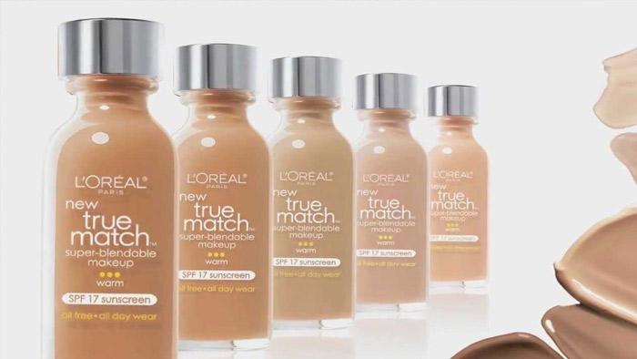 L'Oreal True Match Foundation