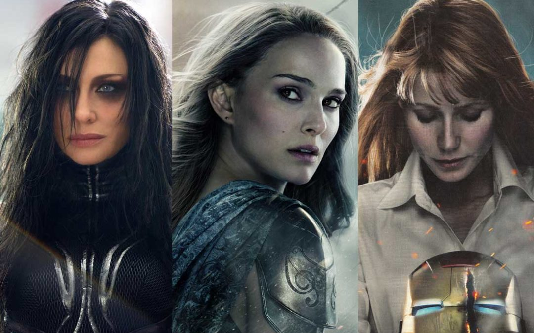 3 prominent Marvel Universe actresses are eco-conscious beauty fans–here's what they use