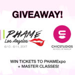 Win tickets to PHAMExpo in Los Angeles + CHICSTUDIOS master class access