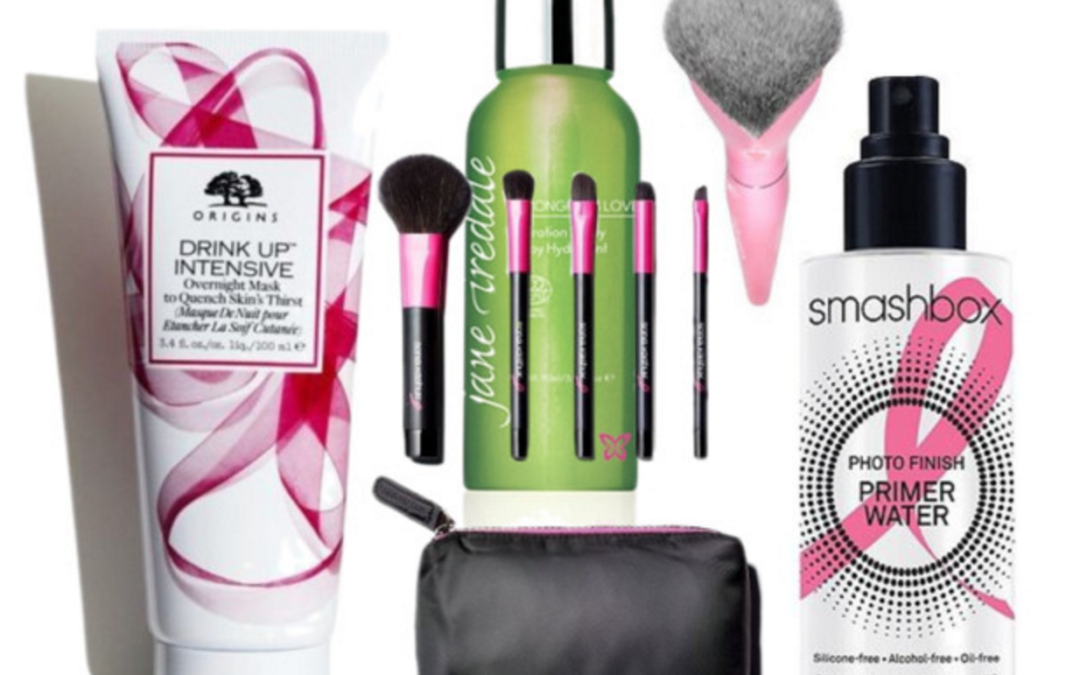 Beauty Products That Honor Breast Cancer Awareness Month