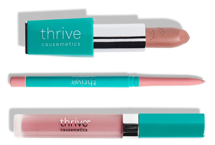Thrive Causemetics Breast Cancer Awareness